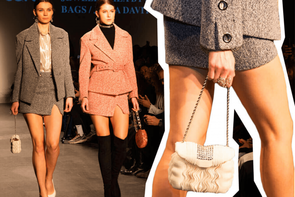 From Female-led Luxury Fashion to 3D Printed Handbags
