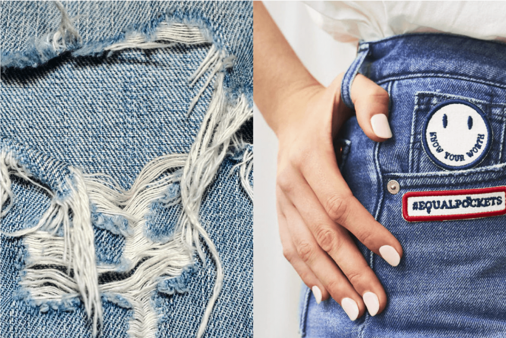 How to find sustainable jeans?