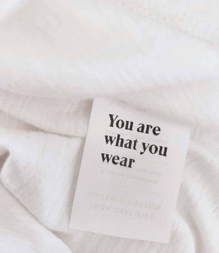 Use your sustainable values as a fashion statement