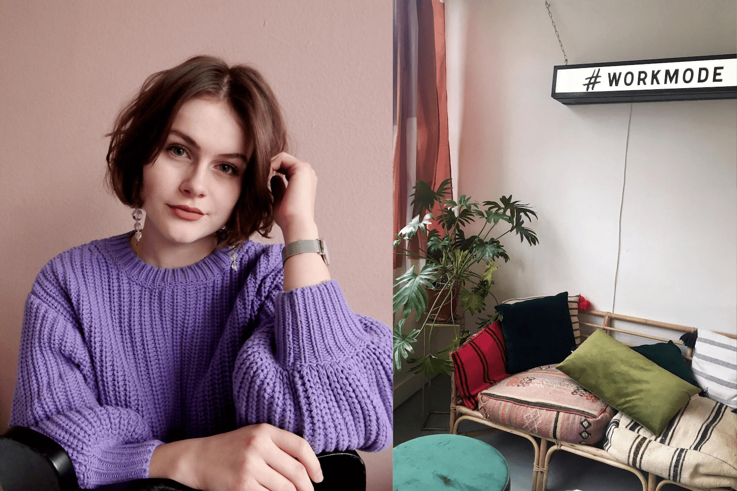 What is sustainable fashion to me : as a graphic designer and second hand enthusiast