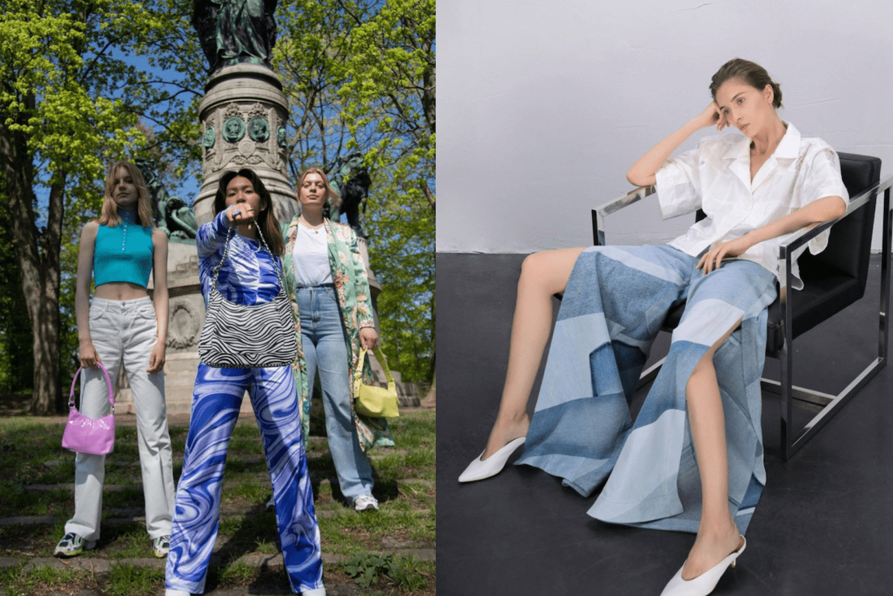 Circular fashion is here to stay... but what does it look like?