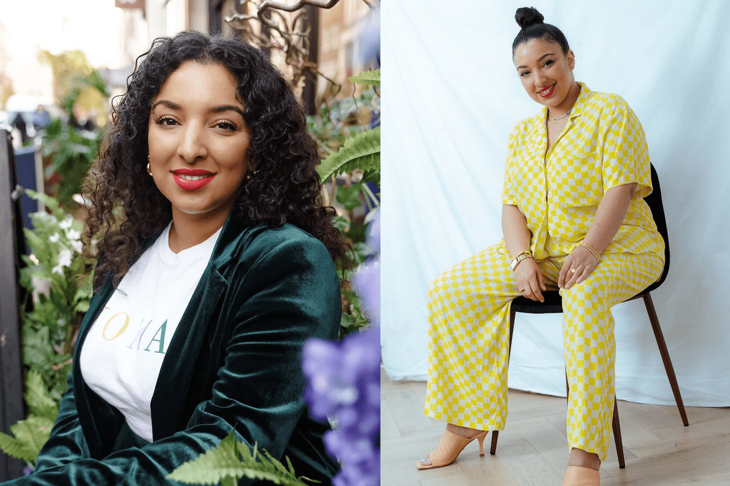 My thoughts on sustainable fashion and renting: as a sustainability & style content creator