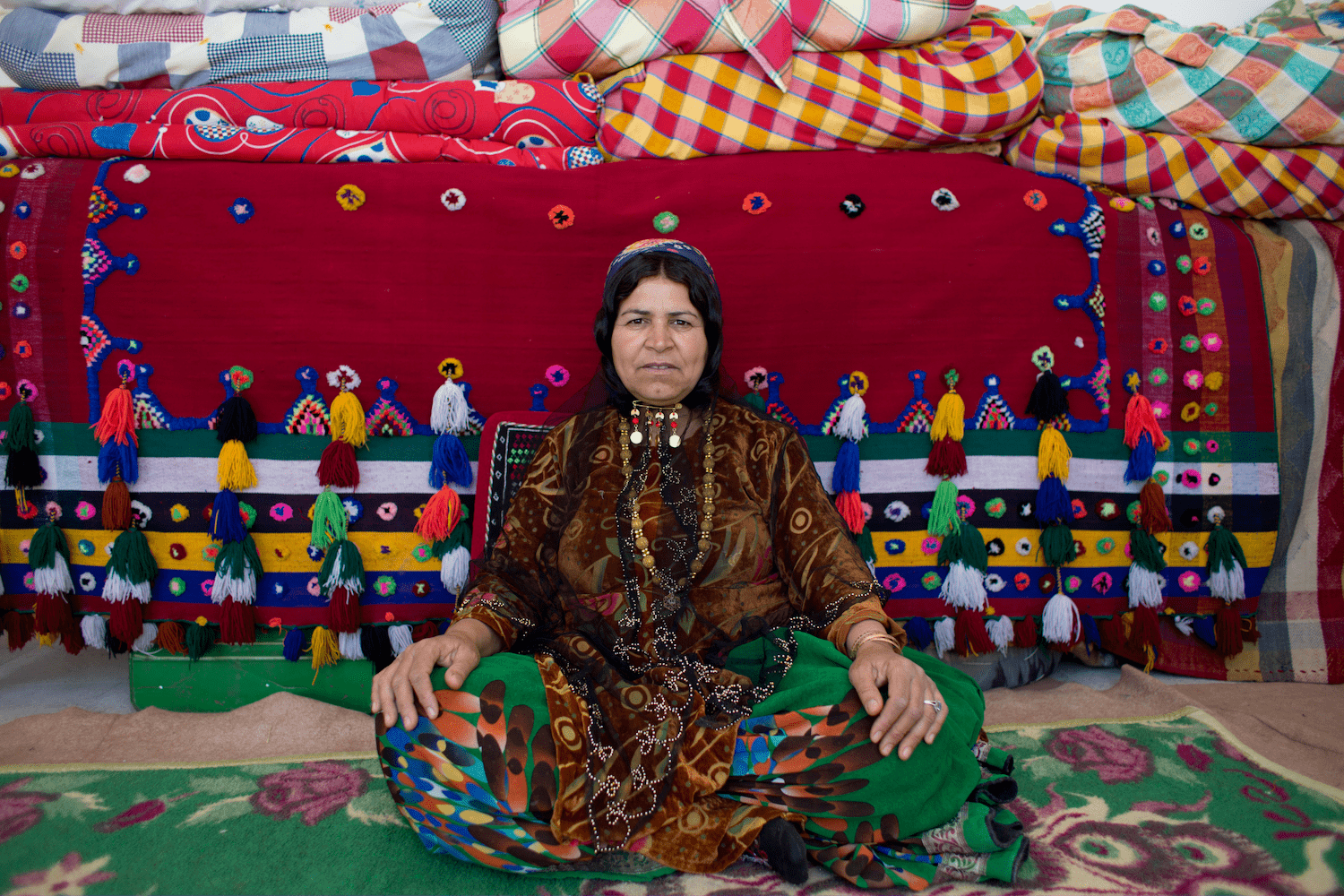Sustainability in my work as a photographer: interview with Ramona Razaghmanesh on her international journey