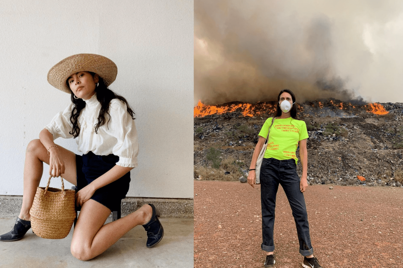 impact of #nonewclothes and pre-loved fashion