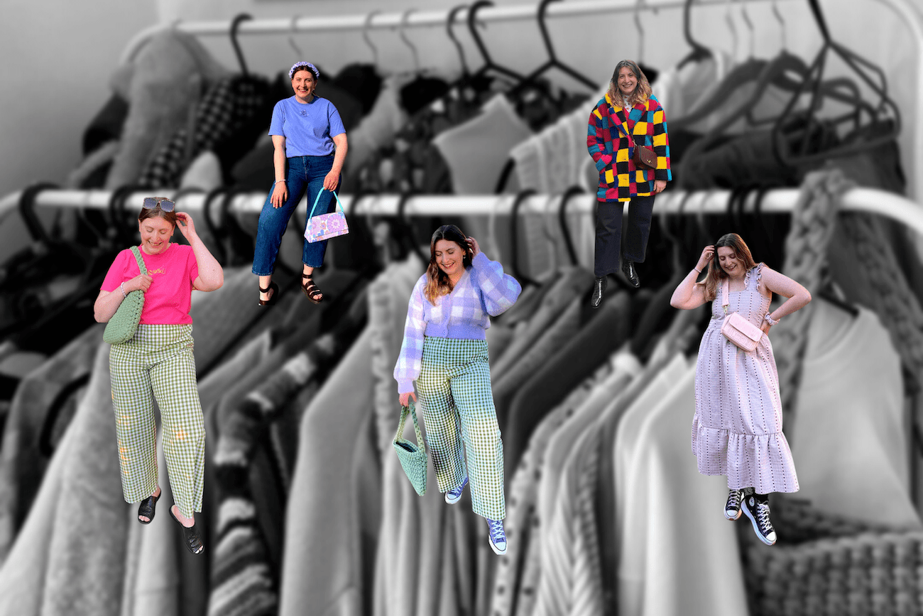 Tips and tricks to shop second hand with Eleonor Binns