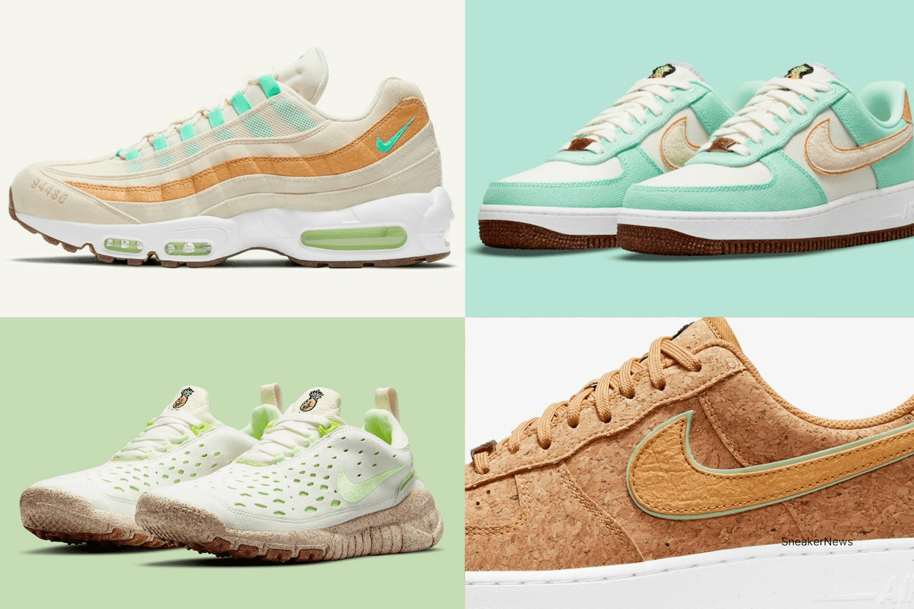 Nike drops Pinatex collection: here are your thoughts on it