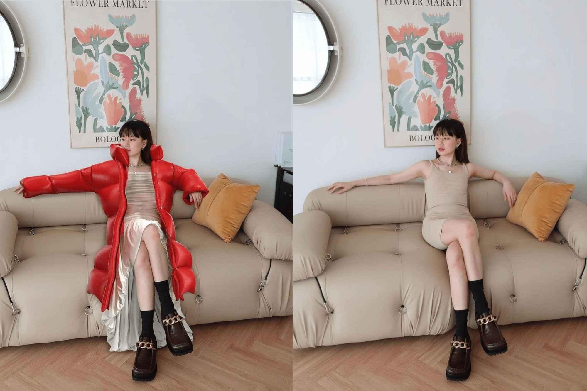 Sustainable digital fashion