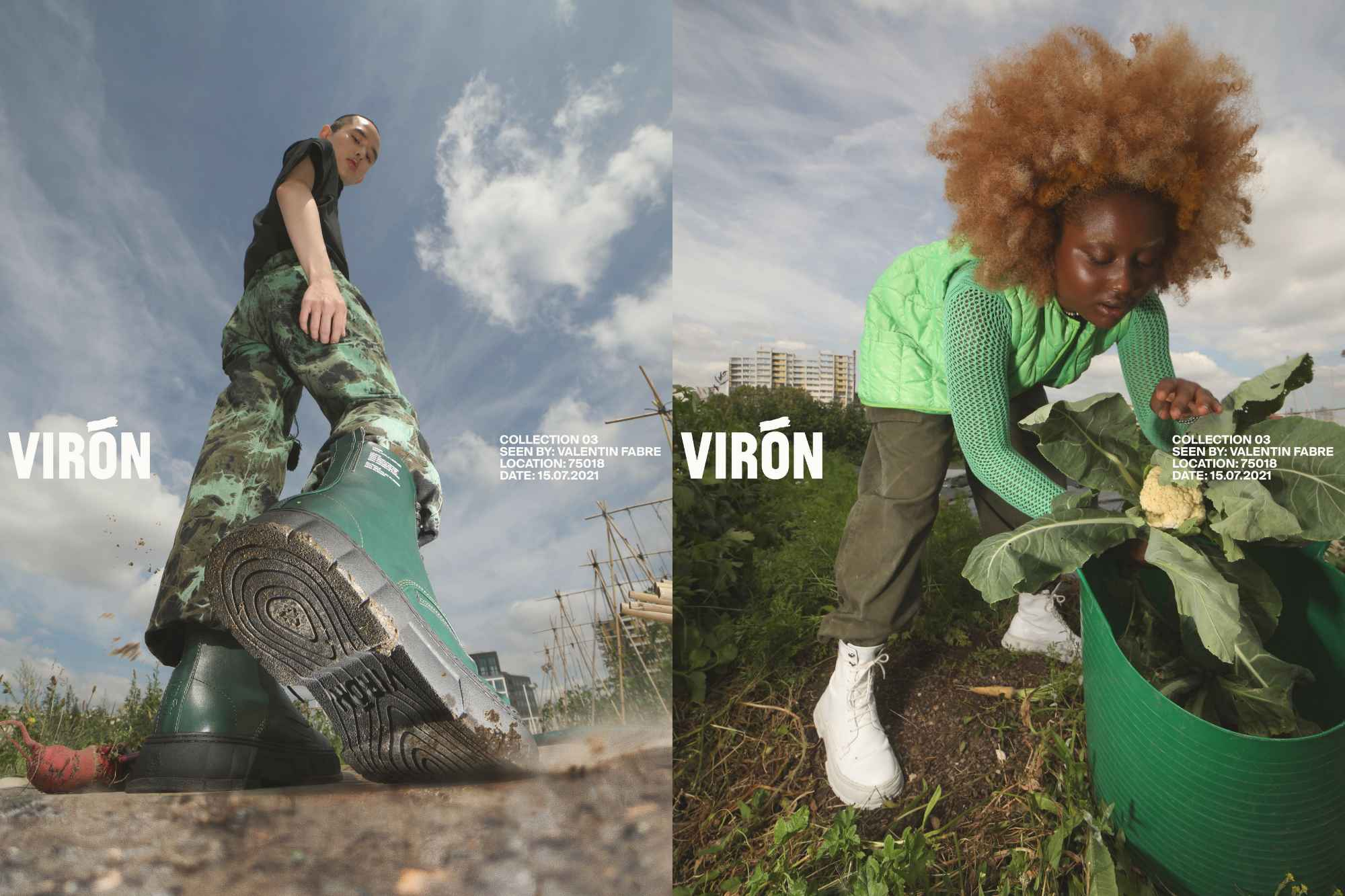 These streetwear brands focus on sustainability and are doing amazing stuff (Duarte, Viron, Raeburn)