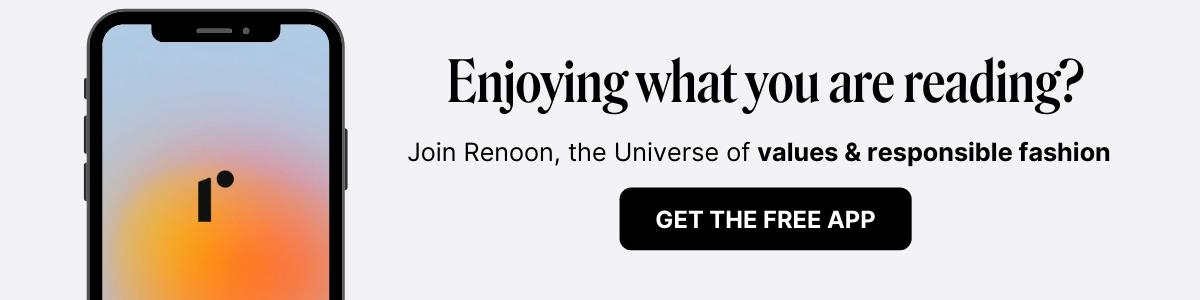 Renoon Sustainable Fashion App